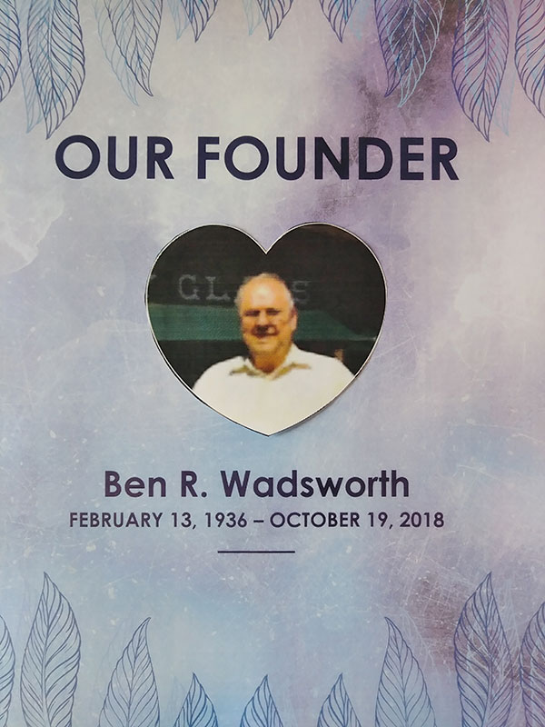 Ben R. Wadsworth